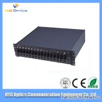 Sell Manufacture Supply 20/km 16 channel fiber video transceiver