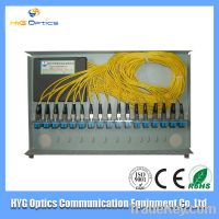 manufacture supply 1 -16 bare fiber plc splitter