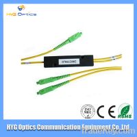 Sell Manufacture Supply module sc fiber optic 1-2 PLC splitter