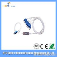 Manufacture Supply High Quality1-8 fiber optic plc splitter