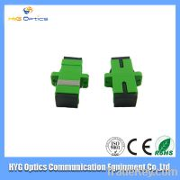 Simplex SC/UPC Fiber Optic Adapter, SC/UPC sx fiber adapter, sc/upc sx a