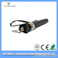Sell HYG Supply 1mw/10mw, metal-housing, pen-type fiber optic visual fault l