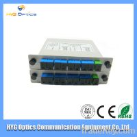 fiber optic 1x16 plc splitter for network solution