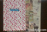 Kraft paper notebook