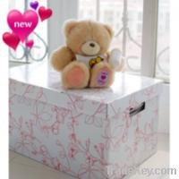 High quality rigid paper box