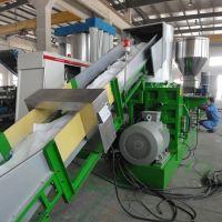 PE material granulation machine lines