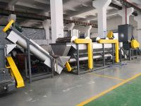 Waste Plastic Material Film Recycling Machinery