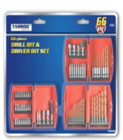 Sell 66pc Drill Bit & Driver Set