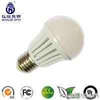 Sell E27/E26/B22 7W MCOB LED Bulbs, CE, ROHS and UL Certification