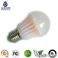 Sell Crystal Ceramic MCOB 6.5W LED Bulbs Light, 3 years Warranty, CE, UL,