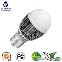 Sell 4W High Power LED Bulbs Light(HJ-BL004)
