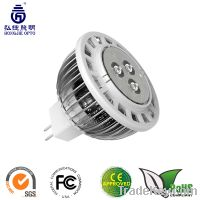 Sell MR16 3W High Power LED LED Spotlight LED CUP(3 years warranty)