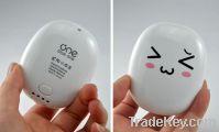 Sell Cute-Face Egg Shape Innovative Power Bank
