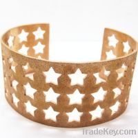 Sell Fashion Jewelry Rose Gold Plated Mesh Stainless Steel Bracelet (BC3652