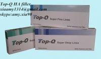 Top-Q HA Filler 100%pure hyaluronic acid filler dermal filler  for medium line