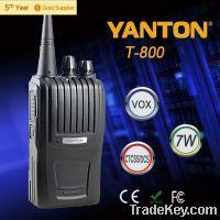 YANTON T-800 Professional Two Way Radio 7W