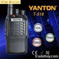 YANTON T-518 400-480MHZ Walkie Talkie