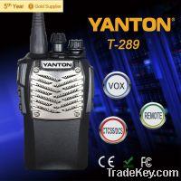 YANTON  T-289 2013 New Professional 2 Way Radio