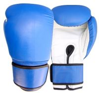 Boxing Training Gloves made of cowhide leather weight , 8, 10, 12, 14, 16, 18 ounces
