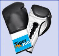 Boxing Gloves made cowhide hand mold