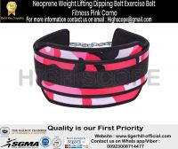 Weight lifting Dipping Belt with 36 inches extra length Chain