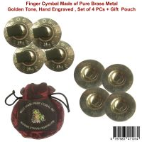 Musical Instrument Finger Cymbal Belly Dance Zills