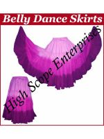 Belly Dance Pure cotton Tribal Gypsy 25 yards circufrence Skirt