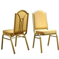 Sell banquet chairs with back design