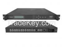 SD 4C MAGNUM MPEG2/H.264 MPTS Encoder(4AV in, ASI/IP out)