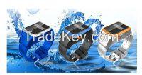 Smart GPS Watch Bath Waterproof GPS Tracker Watch