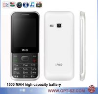 Sell Dual SIM bar phone with bluetooth, FM, camera