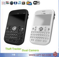 Sell Dual SIM 3G mobile phone with dual camera