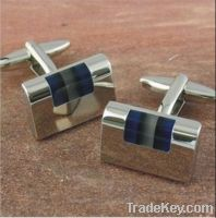 Sell Silver-plated Square Fashion Jewelry Cufflinks