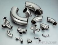 Sell sanitary pipe fittings SS304 316