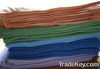 Sell all kinds of microfiber cloth