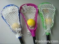 Sell Plastic with PU ball Lacrosse Stick