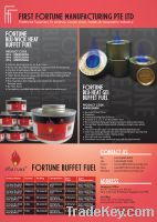 Chafing Fuel June Sales