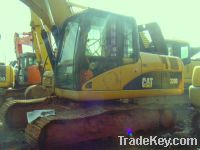 Sell Second Hand CAT320D Excavator