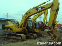 Sell Used Caterpillar Excavator, CAT320C