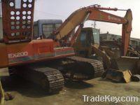 Sell Used Hitachi EX200 Excavator