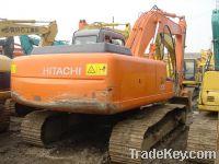 Sell Used Hitachi Excavator, ZX200