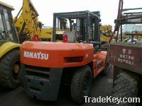 Sell Used Komatsu Forklift, FD100