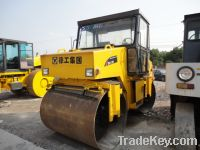Sell Used Double Drum Vibratory Roller, XCMG