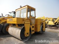 Sell Used Bomag Road Roller, Vibratory Roller