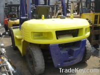 Sell for Second Hand Komatsu Forklift, FD50