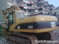 Sell for Used Caterpillar Crawler Excavator, CAT325C