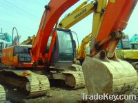Sell for Second Hand Hitachi ZX200 Excavator