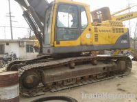 Sell Second Hand Volvo Excavator, EC360BLC