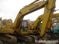 Sell for Used Komatsu PC200-7 Excavator