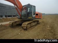 Sell Second Hand Hitachi Excavator, ZX200-3